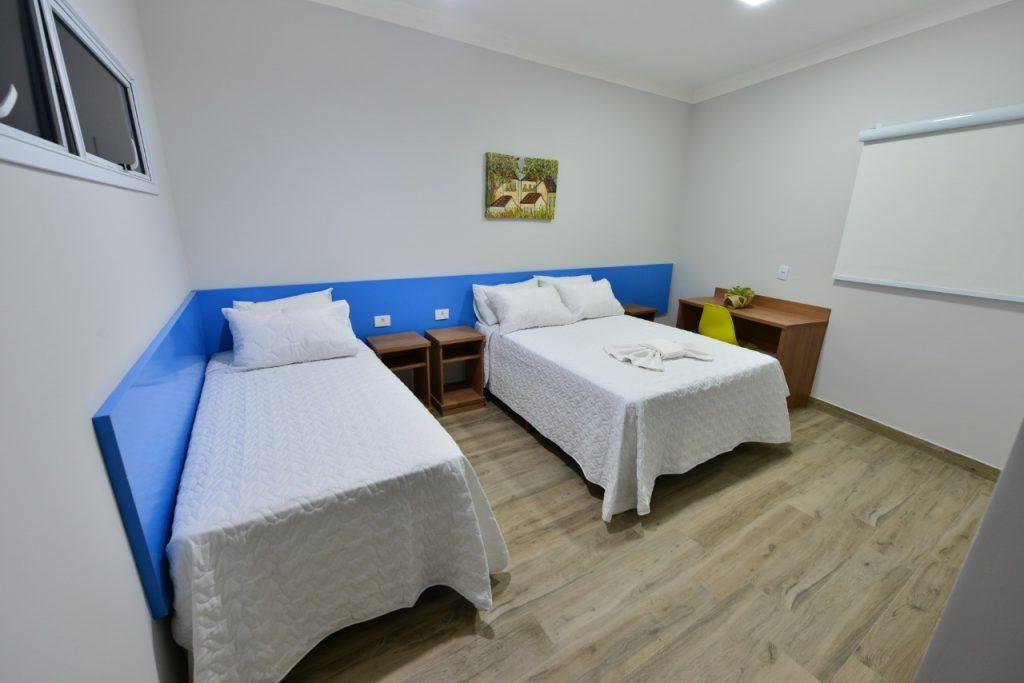 Novo Hotel Vinds em Ipatinga Quarto Duplo
